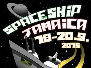 °° SPACESHIP JAMAICA °°