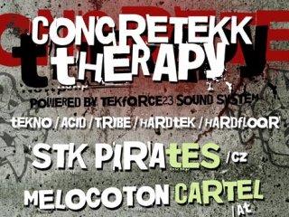 ConcreTEKK Therapy