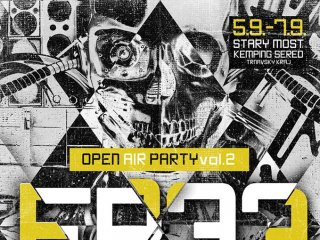 FREE OPEN AIR PARTY vol.2