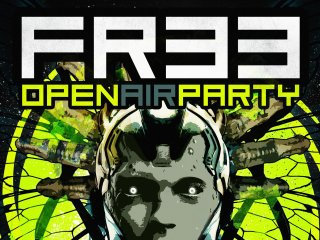 FREE OPEN AIR PARTY vol.3