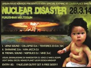 : NUCLEAR DISASTER :
