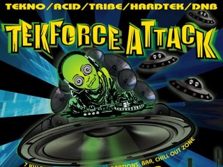 TEKFORCE ATTACK